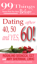 women dating after 40 book